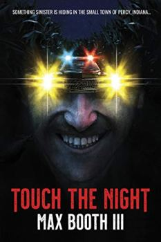 cover of touch the night by Max Booth III