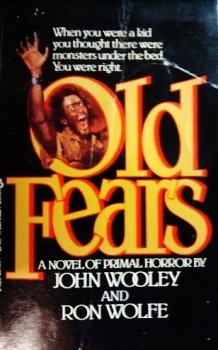 cover of Old Fears