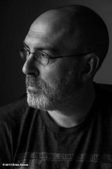 photo of author Brian Keene