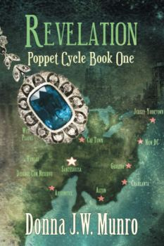 cover of Revelation: The Poppet Cycle Book 1 by Donna J.W. Munroe