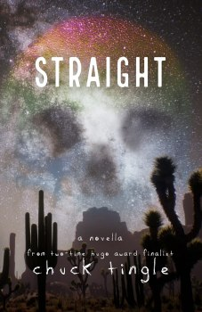 cover of Straight by Chuck Tingle