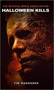 cover of Halloween Kills by Tim Waggoner