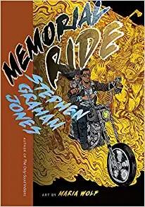 cover of Memorial Ride