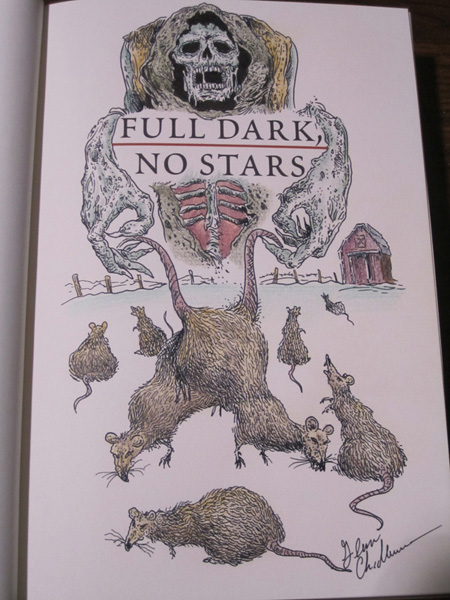 Full Dark No Stars Remarque