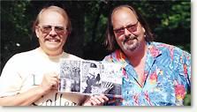 Rick Hautala and Glenn Chadbourne