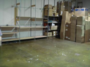 Cemetery Dance Warehouse