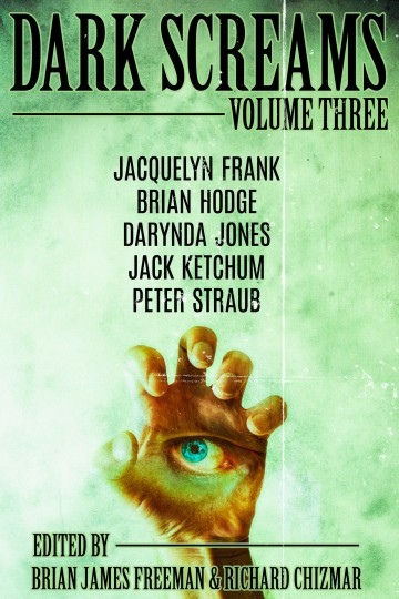 Dark Screams Volume Three