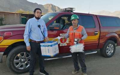 Ayuda a las comunidades cercanas a nuestras operaciones