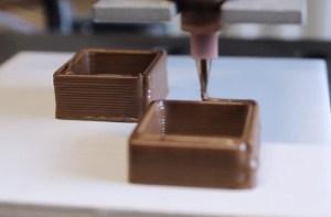 3B Yazdırılmış Çikolata