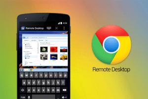 Chrome Remote Desktop Uygulaması - Bilgisayarınıza Uzaktan Bağlanın!