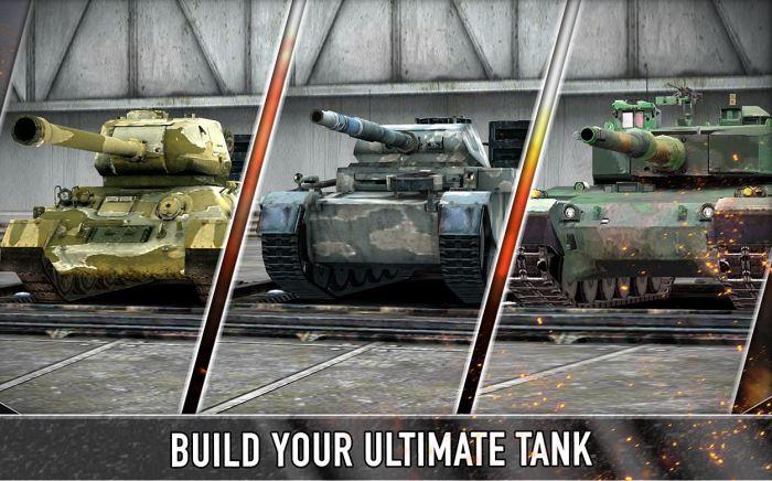 Birbirinden güzel tanklar sizi bekliyor!