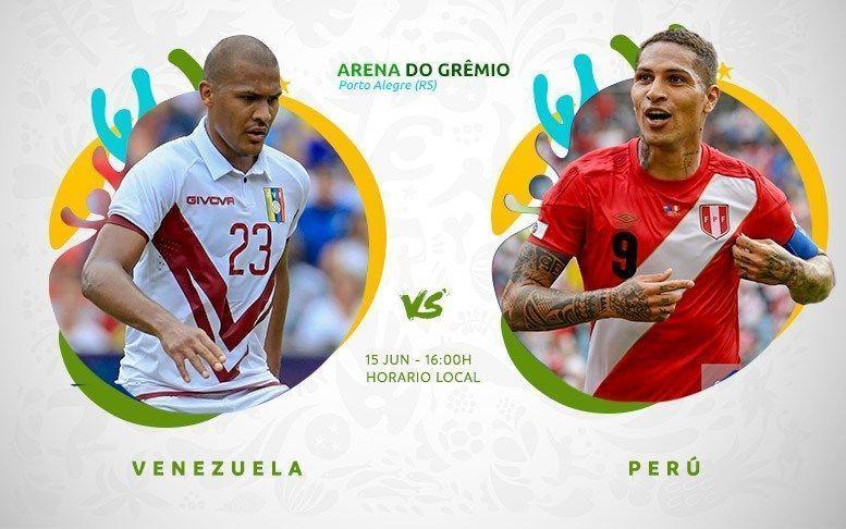 Jogo Da Venezuela Ao Vivo Veja Onde Assistir Venezuela X Peru Na Tv E Online Pela Copa America Cenariomt