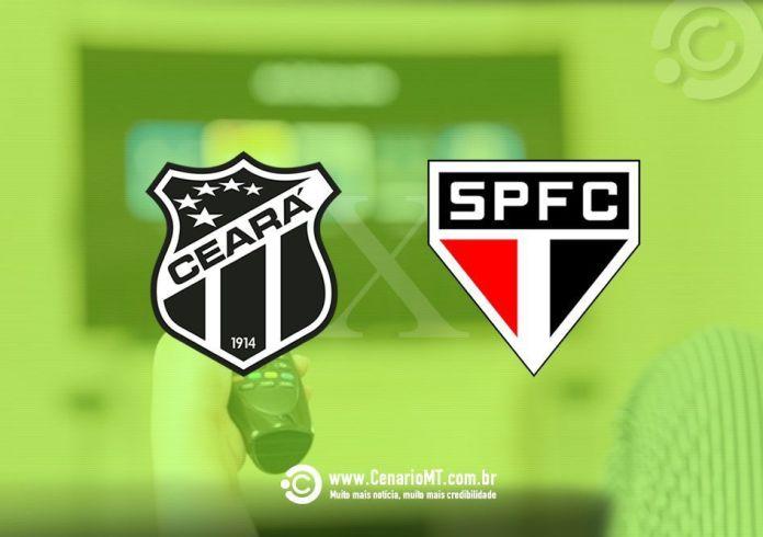 Ceará x São Paulo