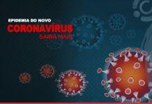 CORONA VIRUS - SAIBA MAIS