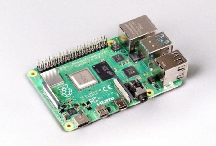 Raspberry Pi 4 é anunciado em versão com 8 GB de RAM