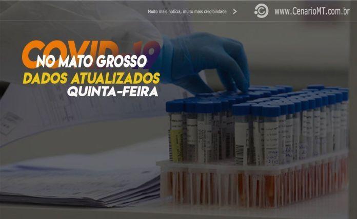 DADOS QUINTA-FEIRA