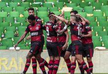 Jogo ao vivo do Flamengo