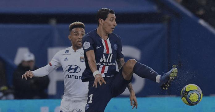 Paris Saint-Germain x Lyon