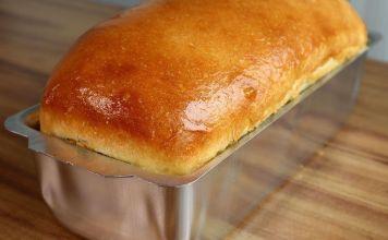 Receita de pão caseiro fofinho; uma delícia