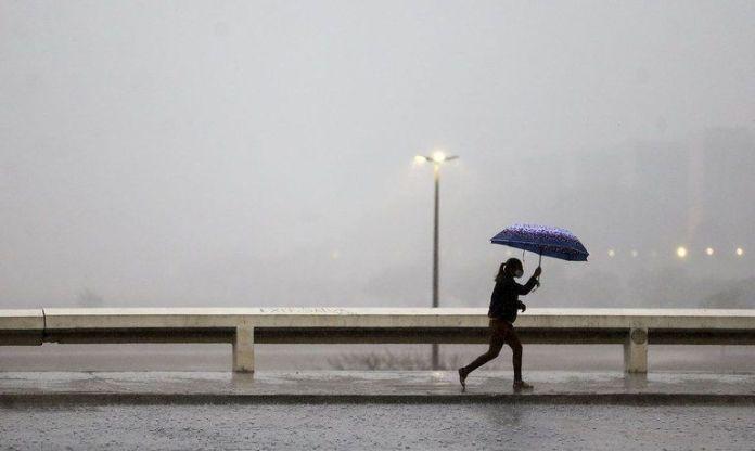 clima para todo o Brasil