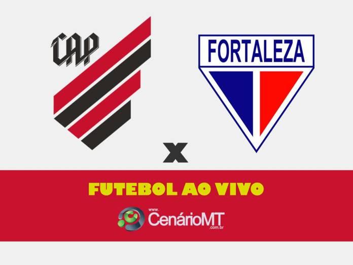 futebol ao vivo: jogo do Athletico pr x Fortaleza futmax futemax fut max fute max