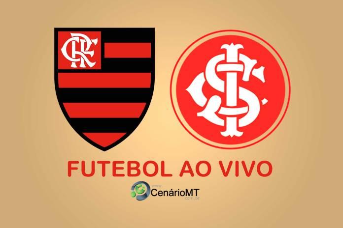 Flamengo x Internacional ao vivo pelo Campeonato Brasileiro