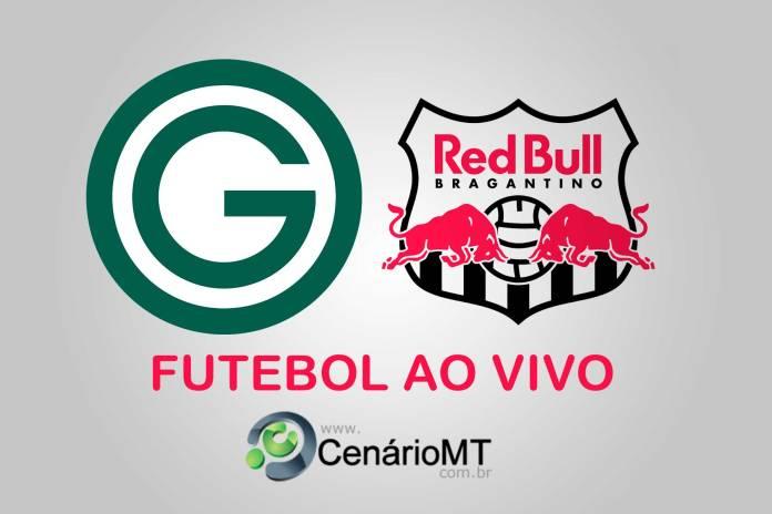 Goiás x Bragantino ao vivo pelo Campeonato Brasileiro Série A