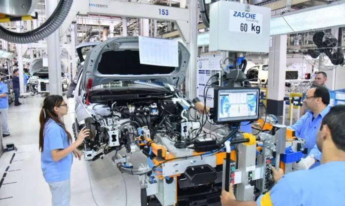 fabrica de veículos