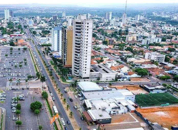 Terceira cidade de Mato Grosso, Rondonópolis tem um dos maiores compexos de processamento de soja do Brasil