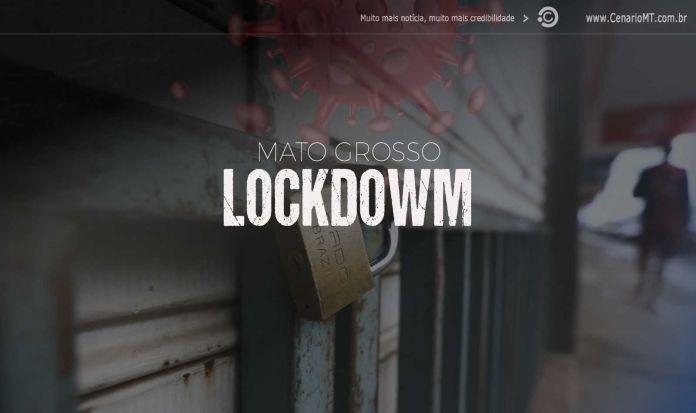 lockdown em MT
