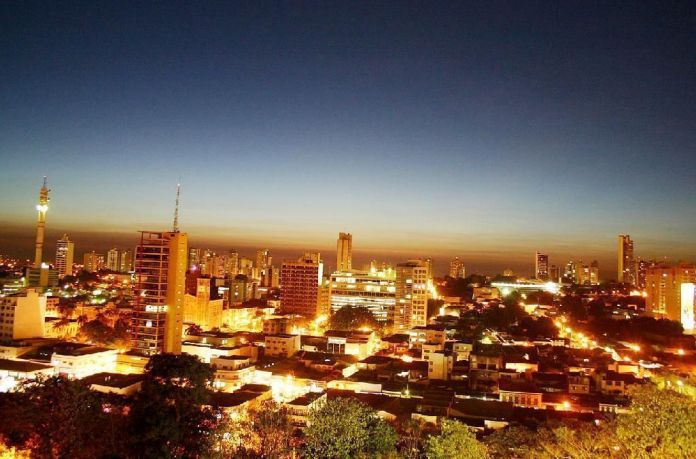 Municípios de Mato Grosso