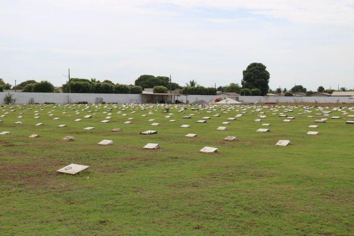 Cemiterio de Lucas do Rio Verde