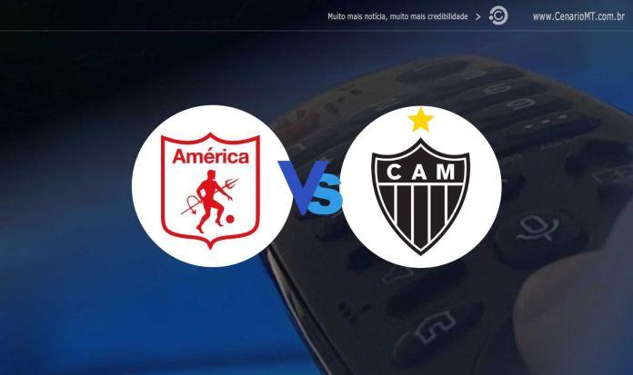 América de Cali x Atlético-MG