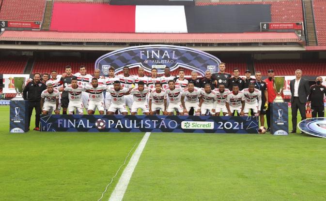 Campeão do Campeonato Paulista