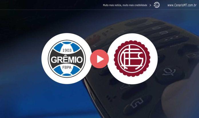 Grêmio x Lanús veja onde assistir ao vivo na TV e online