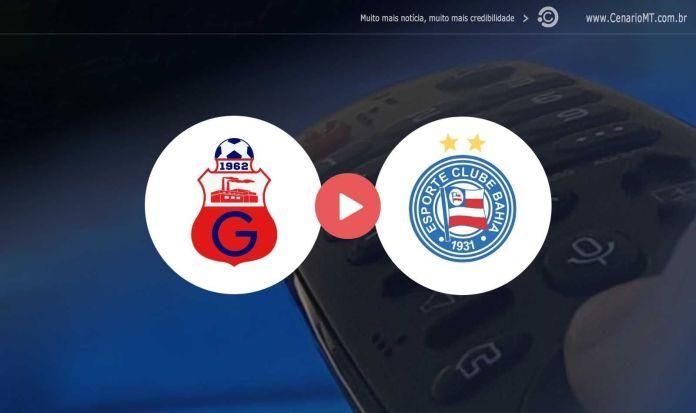 Guabirá x Bahia ao vivo, veja onde assistir o jogo hoje