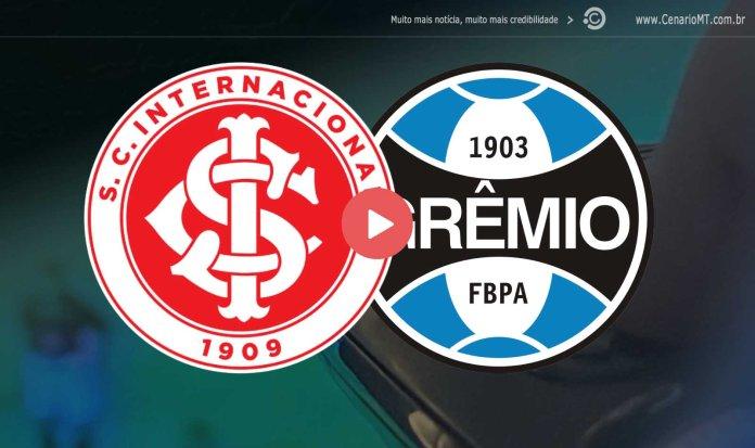 Saiba onde assistir Internacional x Grêmio