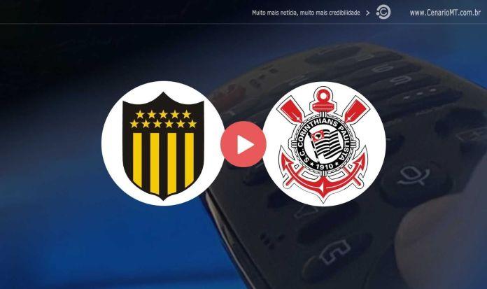 Peñarol x Corinthians Onde assistir - Veja mais informações deste duelo de hoje logo abaixo