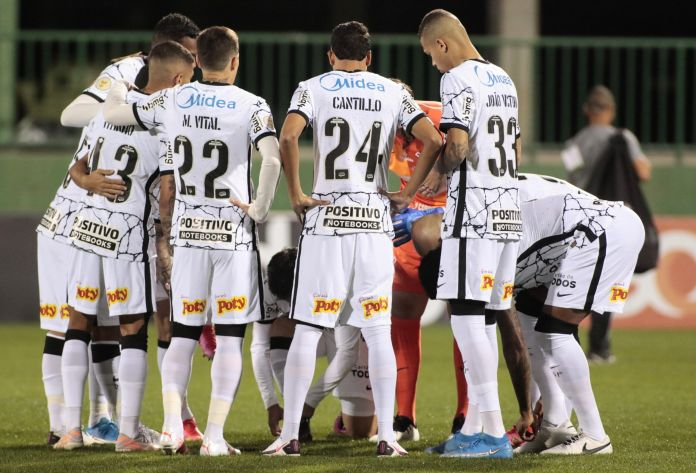O Timão foi até Chapecó e venceu o time da casa por 1 a 0. Jô marcou o gol corinthiano.