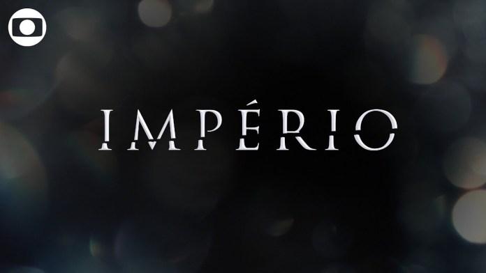 resumo da novela Império