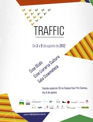 TRAFFIC - Festival de Cinema e Cultura Asiática