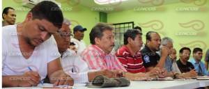 Conferencia de prensa CNTE 25 julio 2015(4)