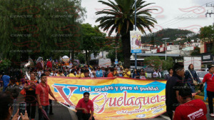 Convite X Guelaguetza Magisterial y Popular 2015(2)
