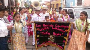 Convite X Guelaguetza Magisterial y Popular 2015(20)