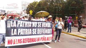 Marcha Masiva Nacional DF 15 julio 2015(6)