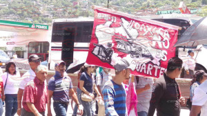 Megamarcha Nacional Oaxaca 27 julio 2015(1)