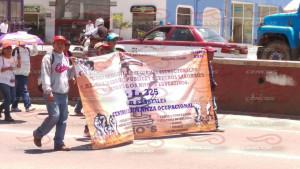 Megamarcha Nacional Oaxaca 27 julio 2015(6)