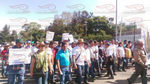 Megamarcha Nacional en Oaxaca 27 julio 2015(21)