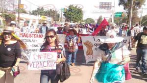 Megamarcha Nacional en Oaxaca 27 julio 2015(9)