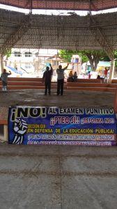 Mitin Costa Pinotepa Nacional 10 julio 2015(1)